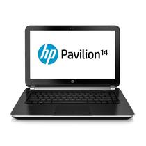 惠普 Pavilion 14-n029tx 14英寸笔记本(i5-4200U/4G/1TB/GT740M/Linux/黑色)产品图片主图