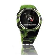 喜越 TW320防水运动智能手表手机伴侣 穿戴式摄像手表手机 军绿色