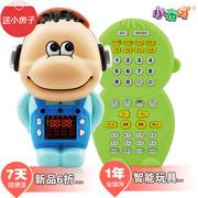 小布叮 顶级版 D12RF 4G 伙伴引导儿童mp3 儿童最爱的玩具 宝宝礼物首选! 蓝色弟弟+送小房子