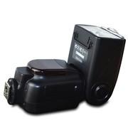 斯丹德 DF-660 佳能闪光灯 无线离机引闪 自动TTL 6D 7D 60D 70D 5D2 5D3 600D 650D 700D通用