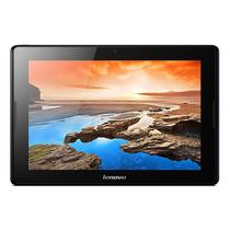 联想 A10-70 A7600-HV 10.1英寸平板电脑(MTK 8382/1G/16G/1280×800/Android 4.2.2/黑色)产品图片主图