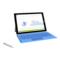 微软 Surface Pro 3 专业版 12英寸平板电脑(i5/4G/128G/2160×1440/Win10/银色)产品图片4
