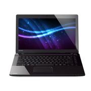 东芝 C40-AT33B1 14英寸笔记本电脑(双核处理器1005M/2G/500G/DOS/黑色)