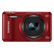 三星 WB35F 数码相机 红色(1600万像素 12倍光学变焦 24mm超广角)