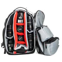 曼富图 MB PL-B-220 大黄蜂-220双肩背包摄影包数码单反包产品图片主图