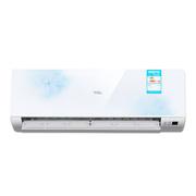 TCL KFRd-25GW/CU33 1匹壁挂式冷暖空调(蓝玫)