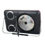 金正 多功能移动DVD EVD16 9寸视频老人看戏扩音器收音唱戏机带电视扩音器唱戏机收音 红色标配+16G下载戏曲卡