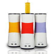 莱弗凯 JDQ-801新款升级版多功能鸡蛋杯 蛋卷机 煮蛋器 立式煎蛋器 黄色