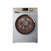 海尔 XQG70-B1226AG 7公斤全自动滚筒洗衣机(银灰色)