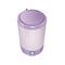 海尔 XPBM16-0501P 1.6公斤半自动波轮洗衣机(粉红)产品图片2