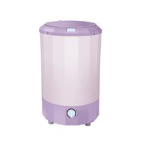 海尔 XPBM16-0501P 1.6公斤半自动波轮洗衣机(粉红)产品图片主图