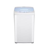海尔 XQB60-728E 6公斤全自动波轮洗衣机(白色)产品图片主图