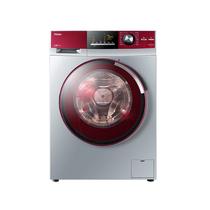 海尔 XQG60-B1228A 6公斤全自动滚筒洗衣机(银灰色)产品图片主图