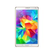 三星 Samsung TAB S T705C 8.4英寸4G平板电脑(Samsung Exynos/3G/16G/2560×1600/移动联通4G/Android 4.4/炫目白)