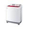 海尔 XPB85-287S 8.5公斤双桶波轮洗衣机(白色)产品图片3