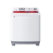 海尔 XPB85-287S 8.5公斤双桶波轮洗衣机(白色)
