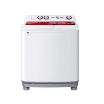 海尔 XPB85-287S 8.5公斤双桶波轮洗衣机(白色)产品图片主图