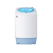 海尔 XQBM20-10EW 2公斤全自动滚筒洗衣机(白色)