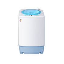 海尔 XQBM20-10EW 2公斤全自动滚筒洗衣机(白色)产品图片主图