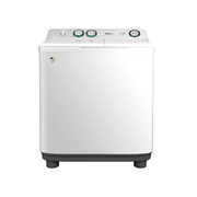 海尔 XPB70-287BS 7公斤双桶波轮洗衣机(白色)