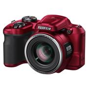 富士 S8600 长焦数码相机 红色(1600万像素 36倍光学变焦 3英寸LCD 1cm超微距)