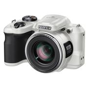 富士 S8600 长焦数码相机 白色(1600万像素 36倍光学变焦 3英寸LCD 1cm超微距)