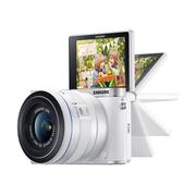 三星 NX3000 微型单电套机 白色(20-50mm)