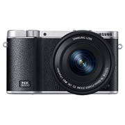 三星 NX3000 微型单电双镜头套装 黑色(50-200mm,16-50mm)