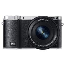 三星 NX3000 微型单电双镜头套装 黑色(50-200mm,16-50mm)产品图片主图
