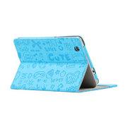 索士 乐pad联想S5000平板电脑皮套 S5000-F保护套 S5000-H专用套 天蓝
