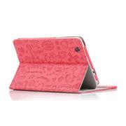 索士 乐pad联想S5000平板电脑皮套 S5000-F保护套 S5000-H专用套 红色