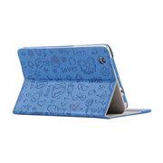 索士 乐pad联想S5000平板电脑皮套 S5000-F保护套 S5000-H专用套 蓝色