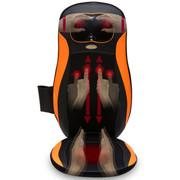 盟迪奥 按摩垫颈部腰部肩部按摩垫全身多功能 MD-5005 橙色
