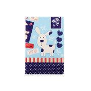 zoyu 小米平板保护套超薄休眠 卡通彩绘保护套 7.9寸皮套小米配件 适用于小米平板 限量版-鼻涕狗