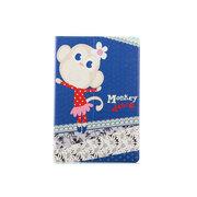 zoyu 小米平板保护套超薄休眠 卡通彩绘保护套 7.9寸皮套小米配件 适用于小米平板 限量版-跳舞猴