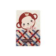 zoyu 小米平板保护套超薄休眠 卡通彩绘保护套 7.9寸皮套小米配件 适用于小米平板 限量版-皇冠猴