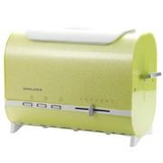 乐扣乐扣 ELT-273G 高贵绿7档烘烤调节多士炉/面包机