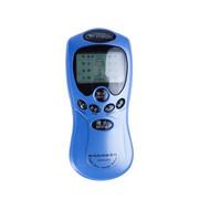 诺嘉 舒梅数码经络按摩仪 电子经络仪治疗仪 usb迷你小型穴位理疗仪按摩器RM-809 珠光蓝色