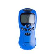 诺嘉 舒梅数码经络按摩仪 电子经络仪治疗仪 usb迷你小型穴位理疗仪按摩器RM-809 蓝色