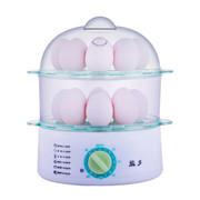 益多 YD-503电蒸锅双层情侣煮蛋器定时蒸蛋器多功能特价