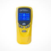 诺嘉 舒梅数码经络按摩仪 家用多功能电子脉冲治疗仪迷你小型穴位理疗仪按摩器RM-811 魅力黄标配