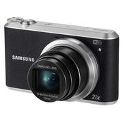 三星 WB2014F 数码相机 黑色(1630万像素 3英寸触摸屏 21倍光学变焦 23mm广角)