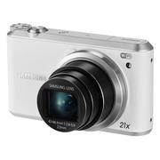 三星 WB2014F 数码相机 白色(1630万像素 3英寸触摸屏 21倍光学变焦 23mm广角)
