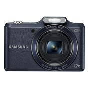 三星 WB51F 数码相机 黑色(1620万像素 12倍光学变焦 24mm超广角)