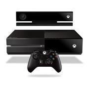 微软 国行限量版 XBOX ONE 体感游戏主机 (带 Kinect 版本,Day One 限量版,含四款免费游戏)