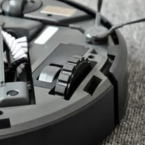 浦桑尼克 Pro-902智能扫地机器人吸尘器  全自动充电超薄静音 磨砂黑产品图片主图