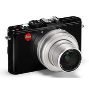 徕卡 D-lux6 数码相机 Glossy black/sliver(1010万像素 3英寸液晶屏 3.8倍光学变焦 24mm广角)