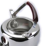 庆展 4L电磁炉煤气通用不锈钢手提热水壶PH04A