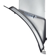荣事达 CXW-218-C059侧吸式钢化玻璃面板吸油烟机