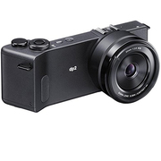 SIGMA DP2Q DP2Quattro 数码相机(黑色)
